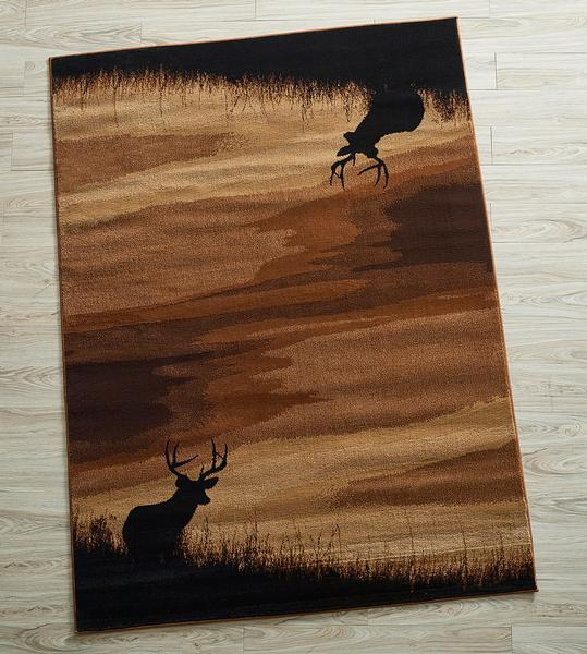 Sunset Haze Area Rug