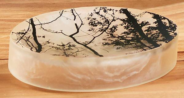 Mystic Forest Soap Dish
