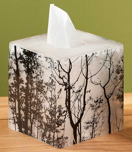 Mystic Forest Tissue Box Cover