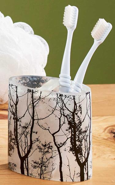 Mystic Forest  Toothbrush Holder