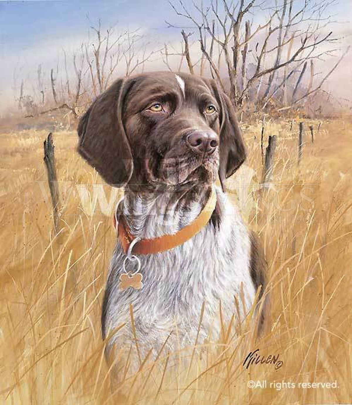 <i>That's My Dog, Too!&mdash;German Shorthair Pointer</i>