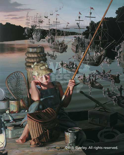 <i>The Fisherman's Dream</i>