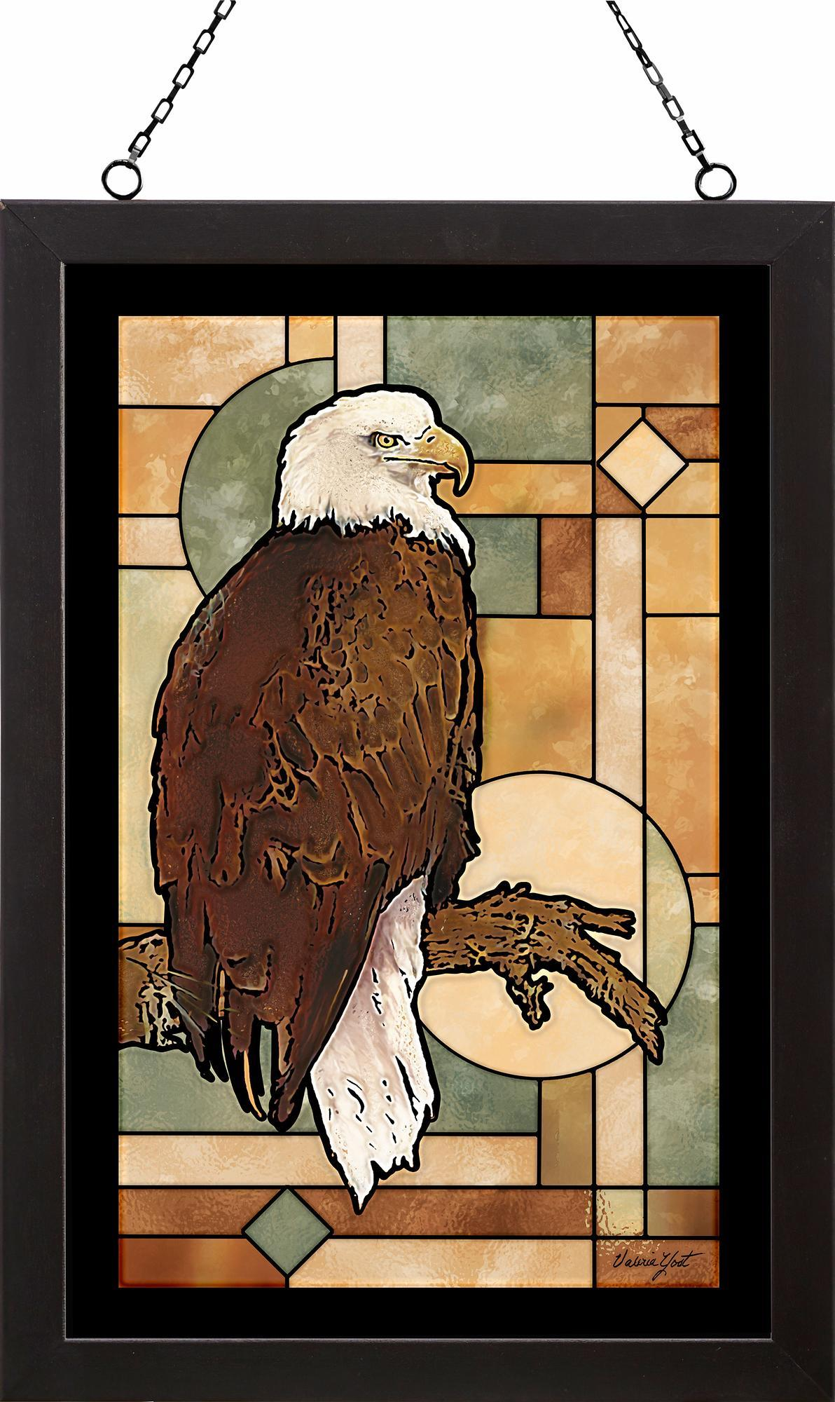 The Guardian—Bald Eagle.
