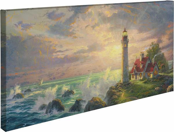 The Guiding Light Gallery Wrapped Canvas