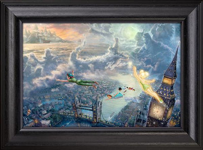 <i>Tinker Bell and Peter Pan Fly to Neverland</i>