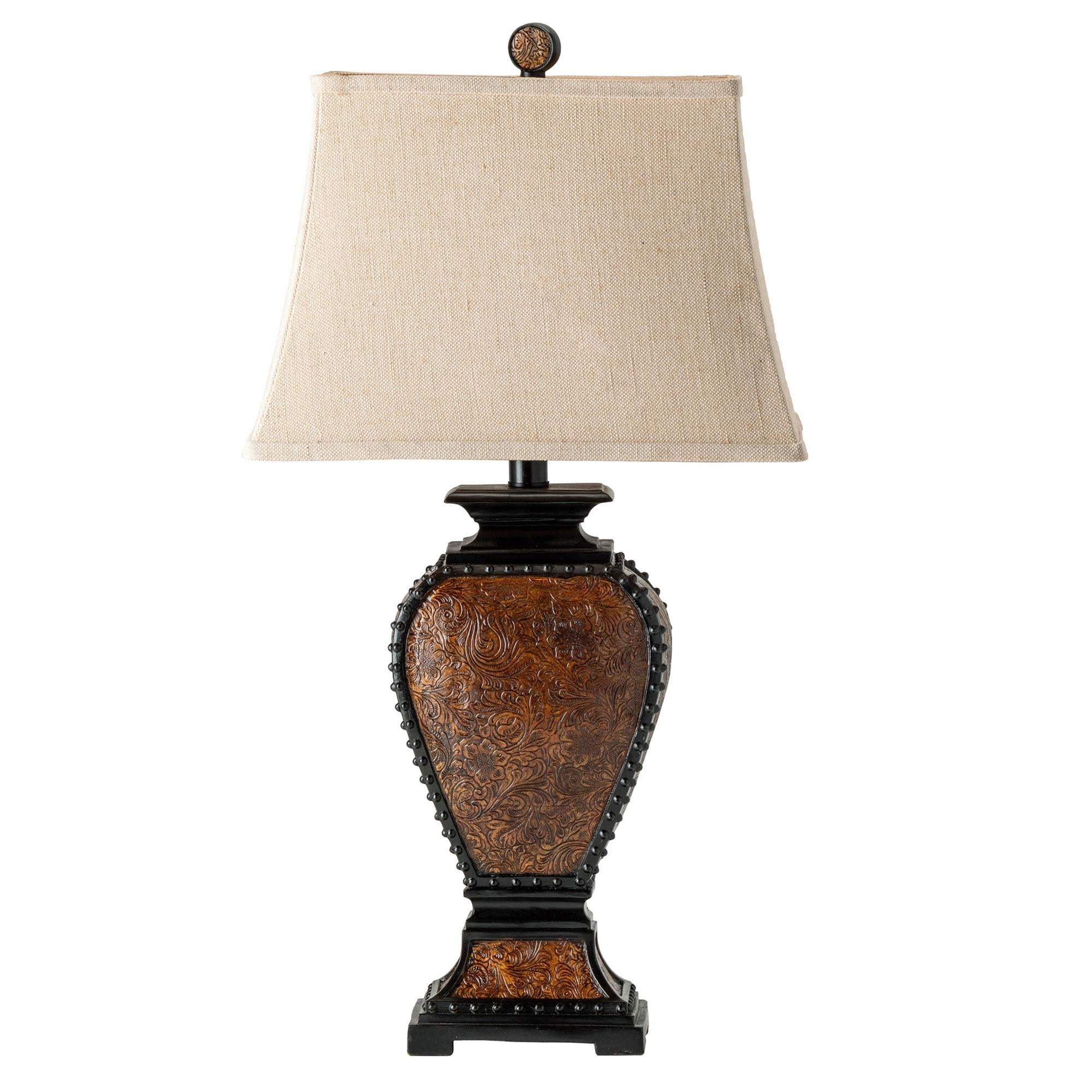 Western Horizon Table Lamp