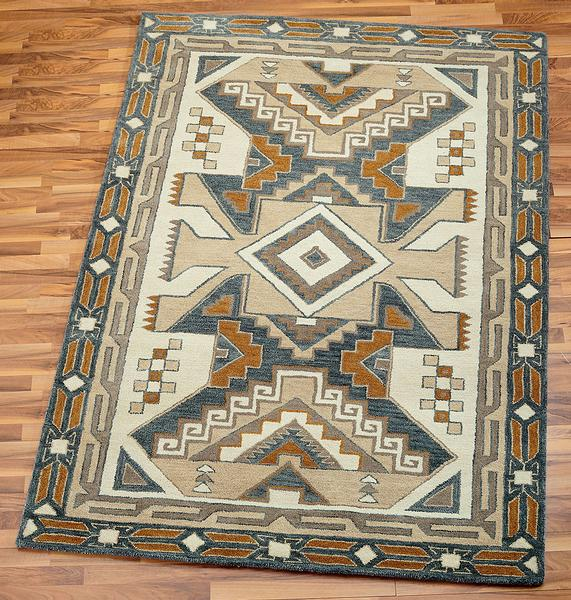 Tribal Totem Area Rug Collection