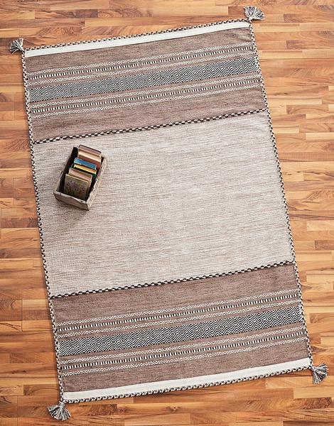 Versa Brown Area Rug