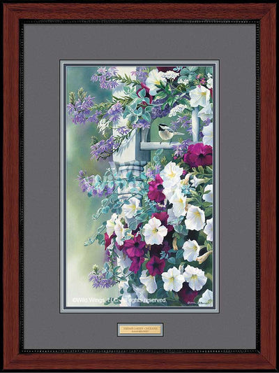 Vintage Garden Art Collection
