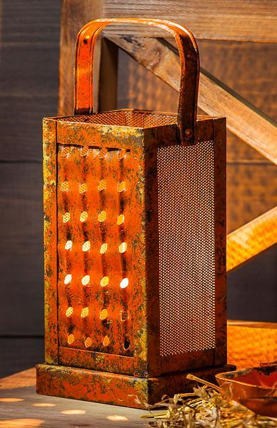 Vintage Cheese Grater.