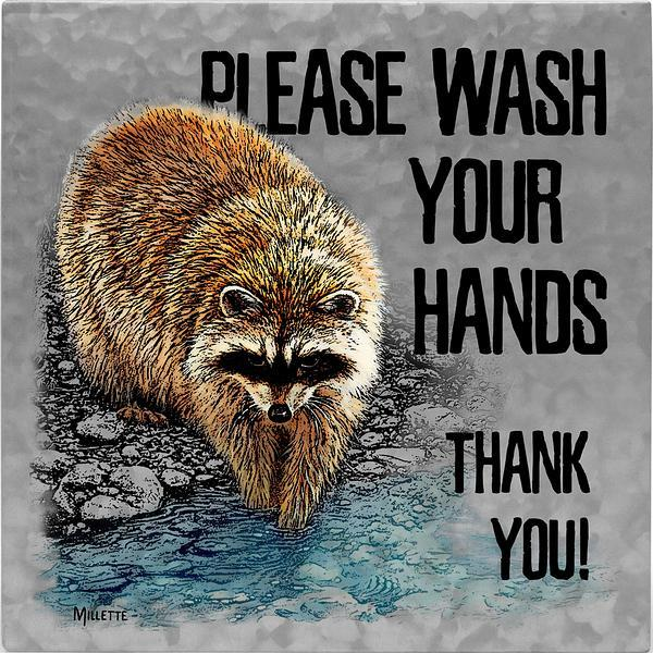 Please Wash Hands.
