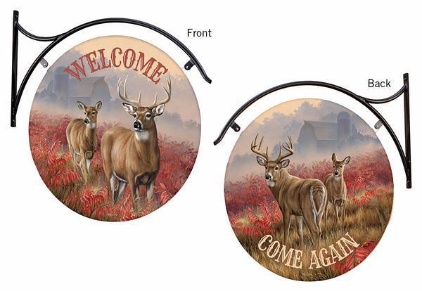 Welcome/Come Again—Deer