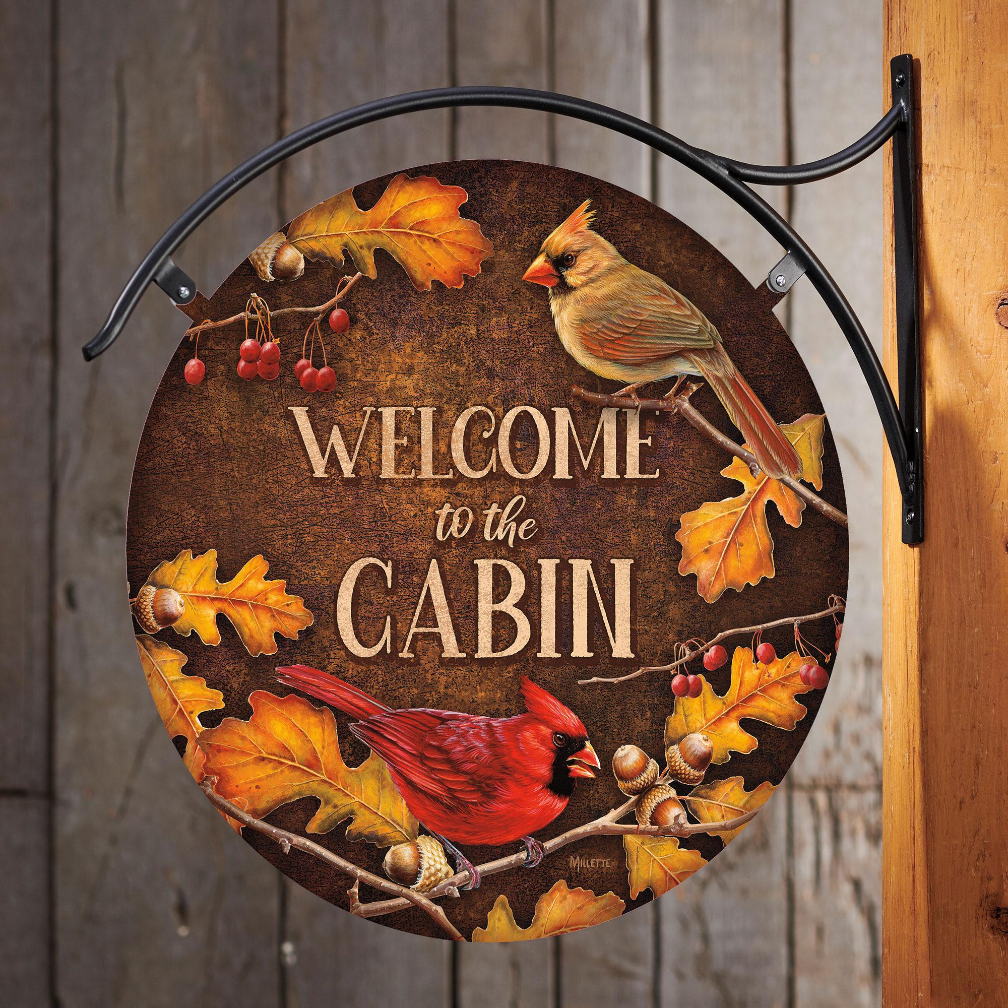 Welcome to the Cabin—Cardinals
