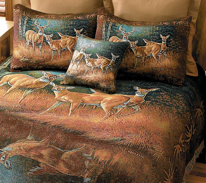Whitetail Reflections Bedding Set