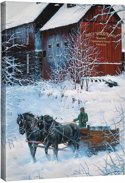 <i>Winter Delivery</i>