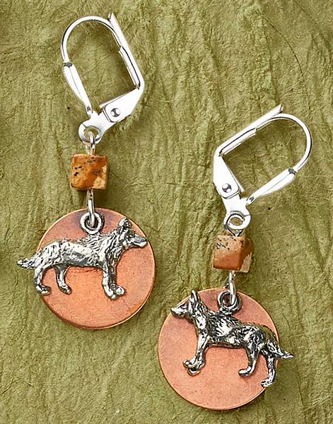 Copper Moon & Wolf.
