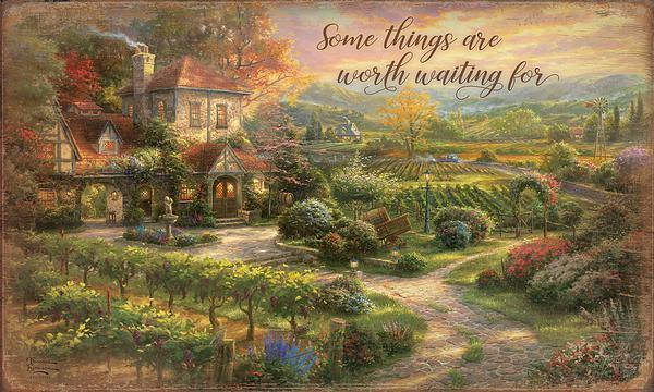 <i>Some Things are Worth Waiting For</i>