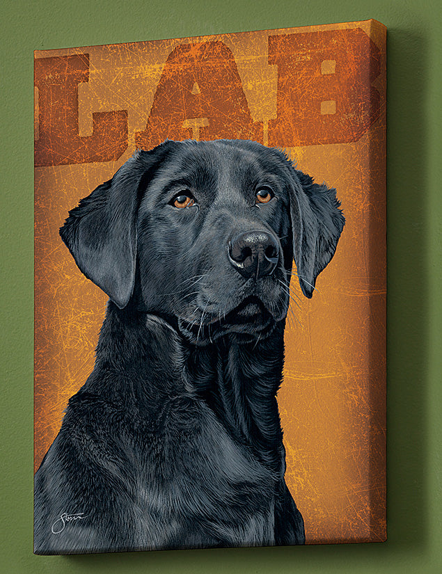 Black Lab Art Collection