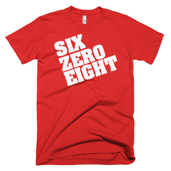 Six Zero Eight Tshirt