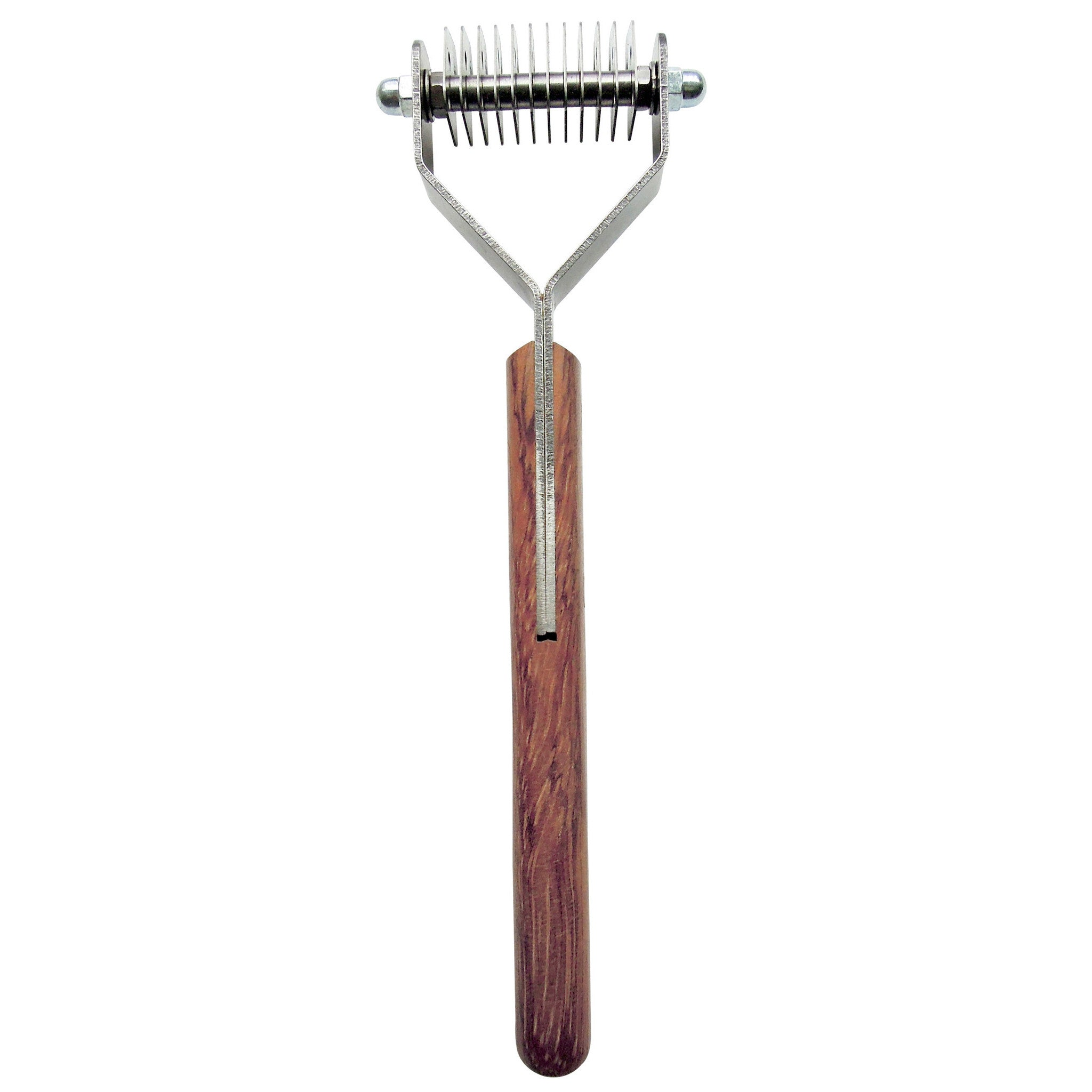 Mars Original Coat King Stripping Comb For Dogs 12 Blade