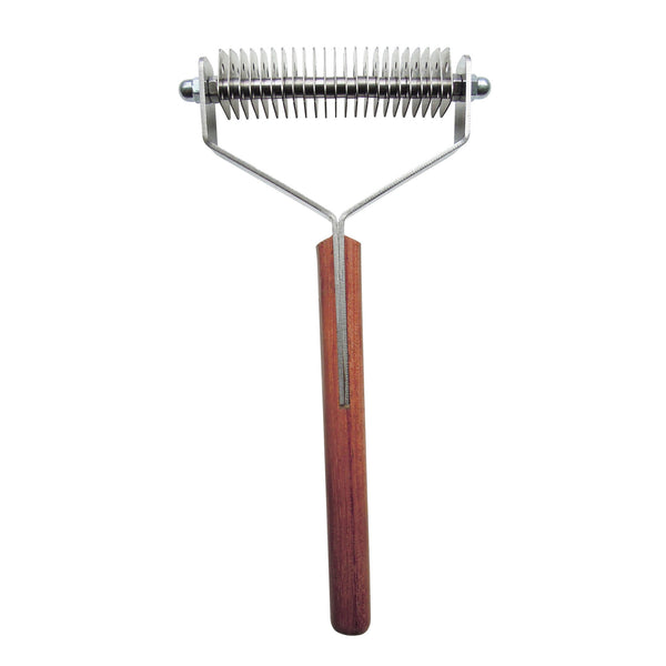 Mars Double Wide Coat King Stripping Comb For Dogs 23