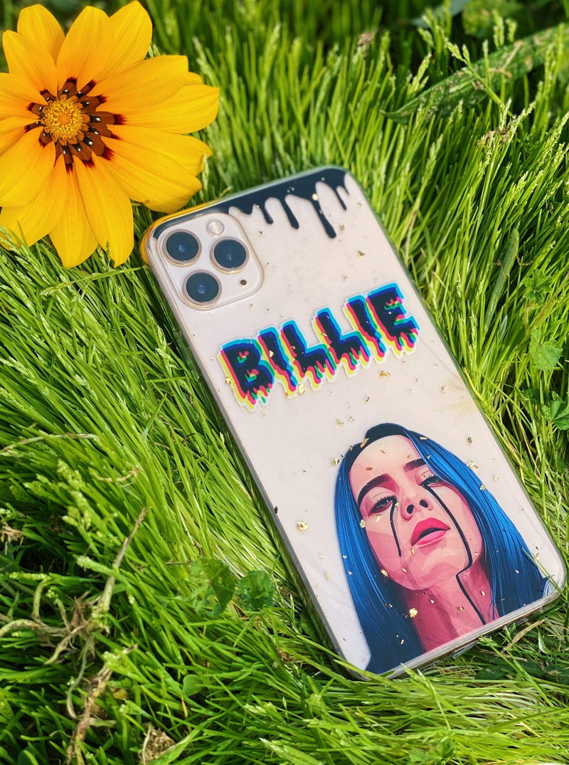 Billie Eilish iPhone Case - dripcreation