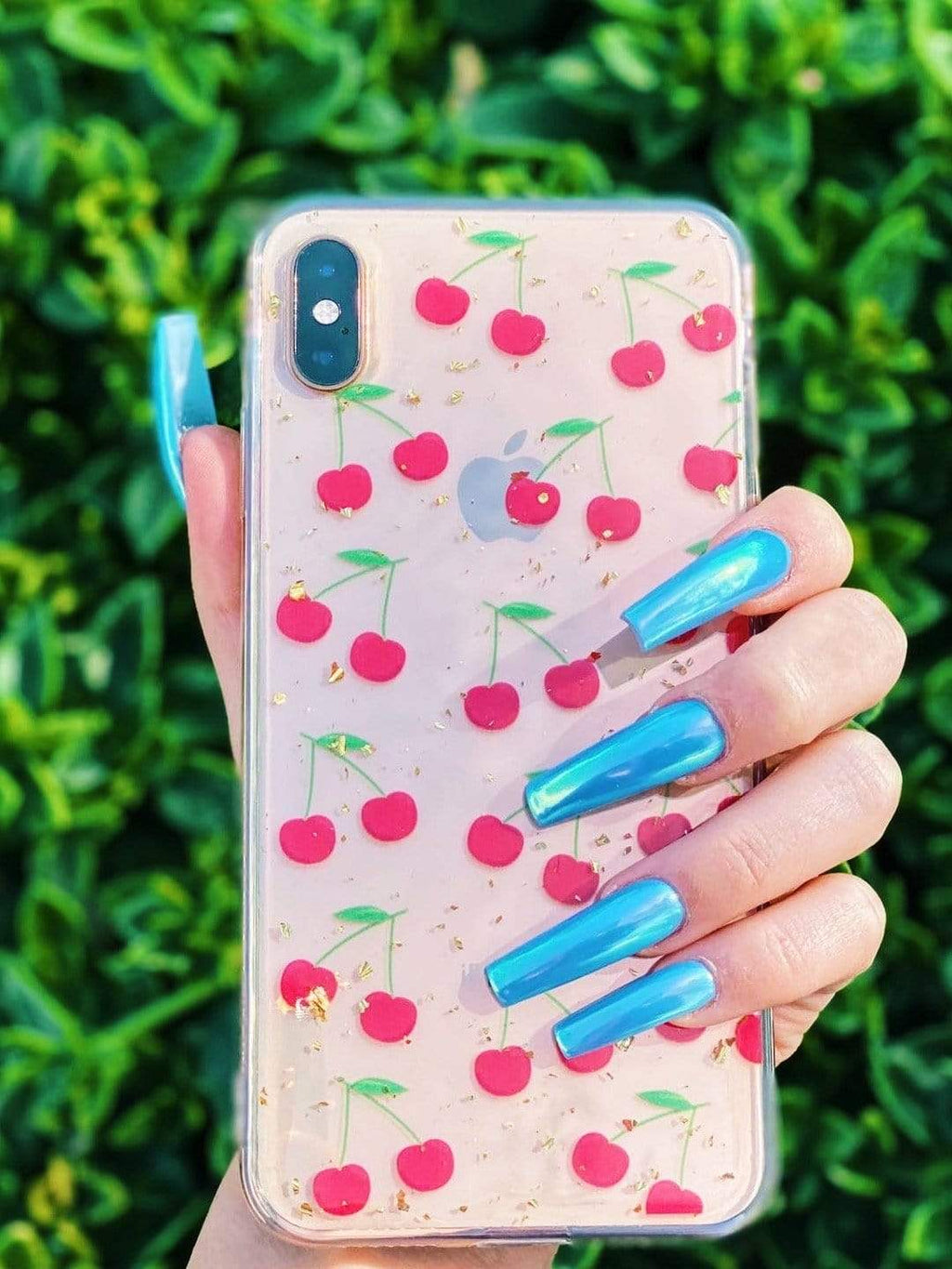 Clothing/Accessories Phone Case Cherry iPhone Case