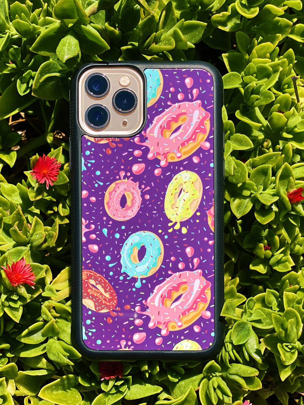 Donut iPhone Case - dripcreation
