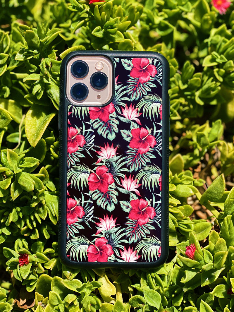 Hibiscus Flower iPhone Case - dripcreation