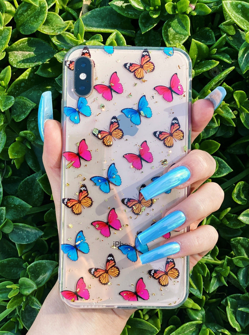 Butterfly Effect iPhone Case - dripcreation