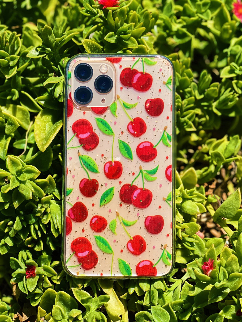 Sweet Cherry iPhone Case - dripcreation