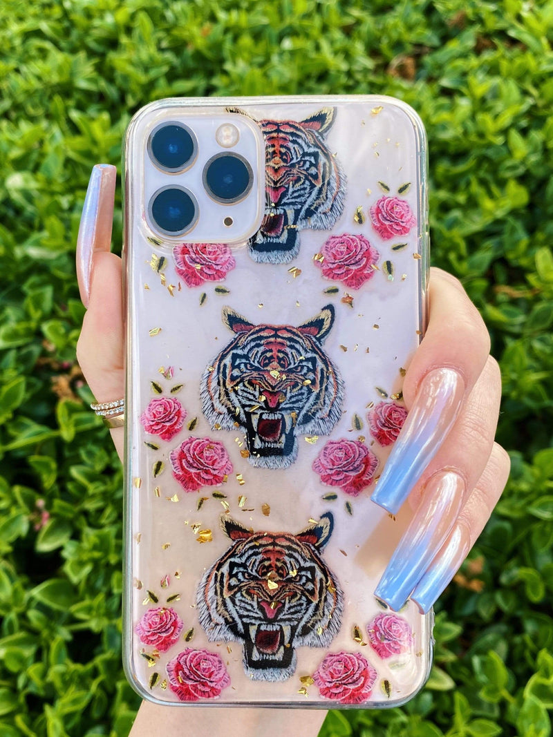 Clothing/Accessories Phone Case iPhone 11 Tiger iPhone Case
