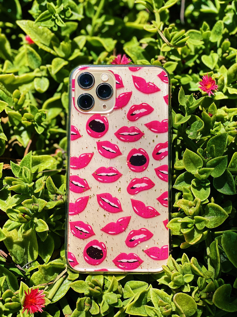 Lips iPhone Case - dripcreation
