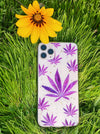 Purple 420 iPhone Case - dripcreation