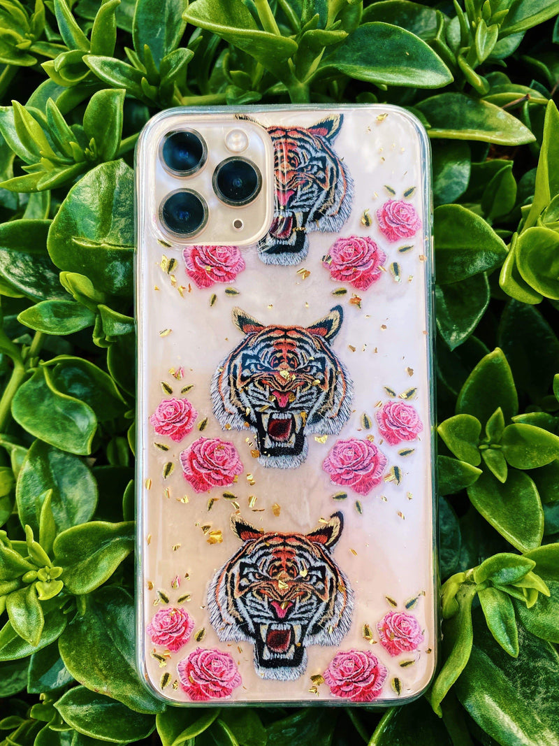 Clothing/Accessories Phone Case Tiger iPhone Case