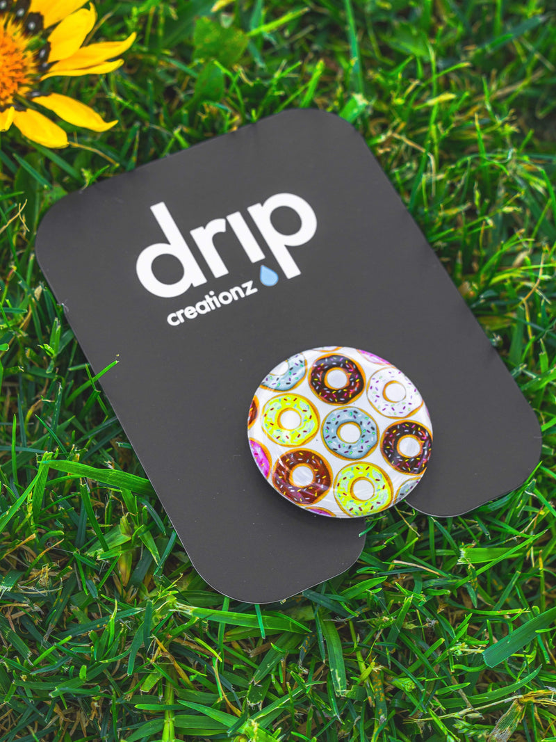 Dozen Donuts Phone Holder - dripcreation