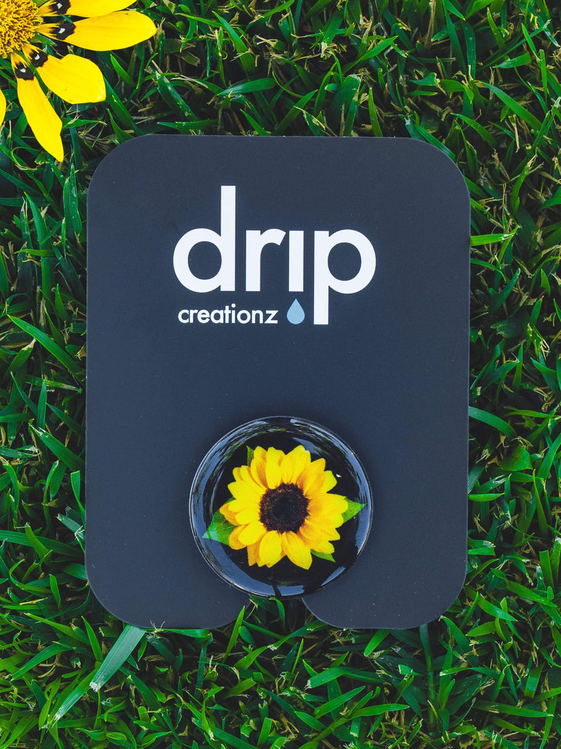 Lonely Sunflower Phone Holder - dripcreation