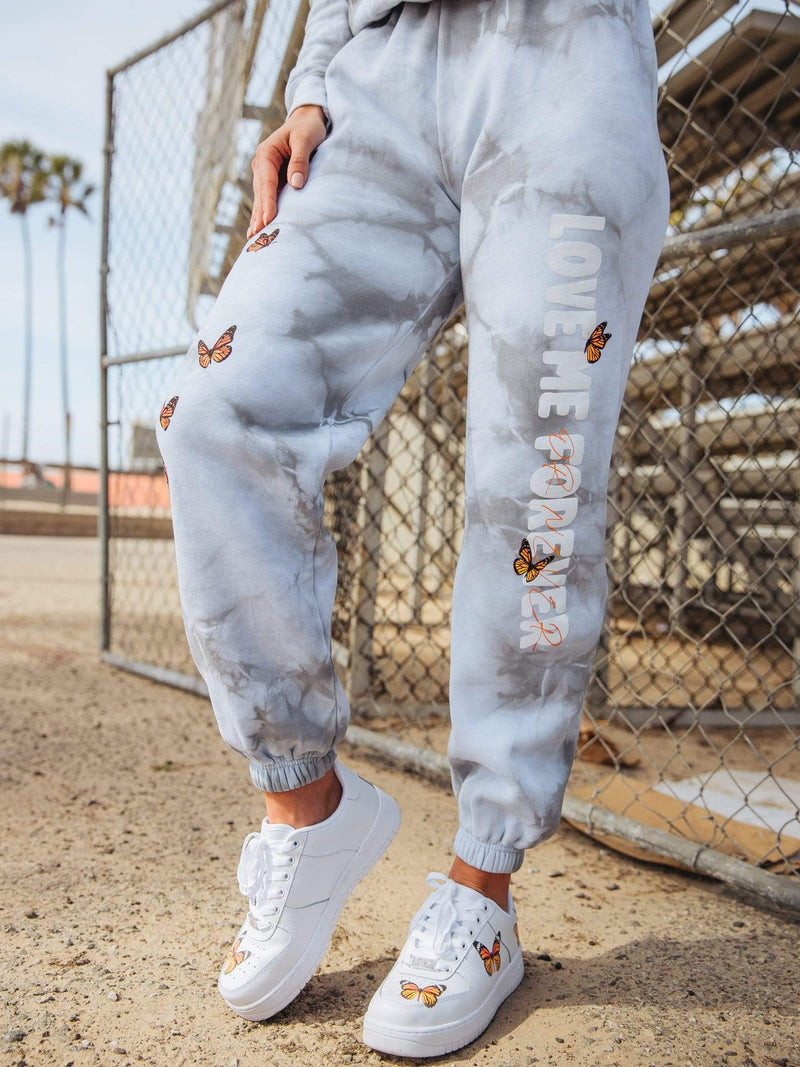 Tie Dye Joggers Love Me Forever Joggers