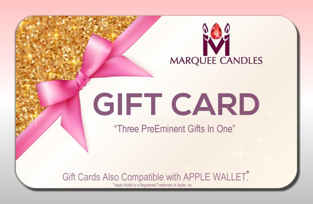 Marquee Candles Gift Card