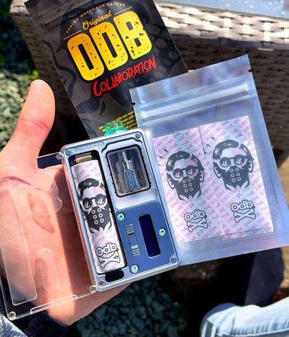The Doctor X ODB 18650 Wraps (pack of 4)