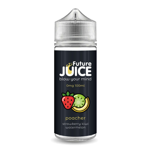 Poacher 100ml Shortfill by Future Juice