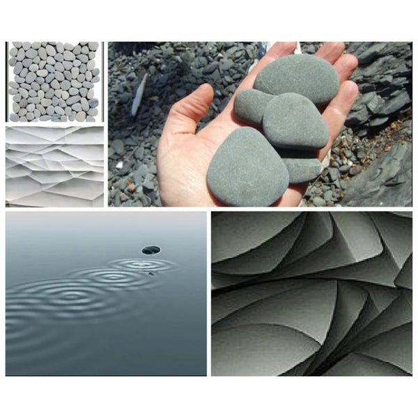 Skipping Stones : Design Inspiration