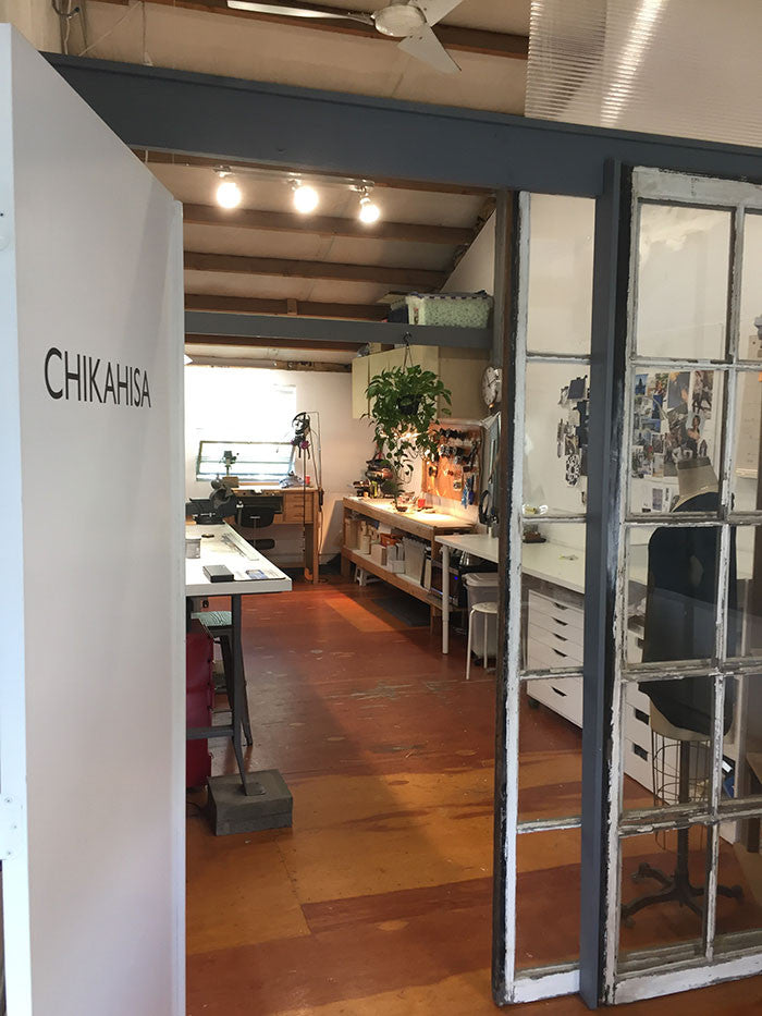 Welcome to Chikahisa Studio - please browse all our jewelry