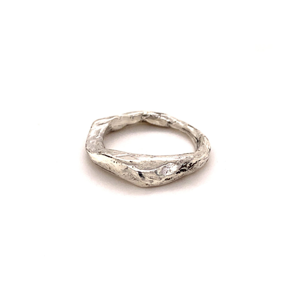 Sterling Silver Single Ring
