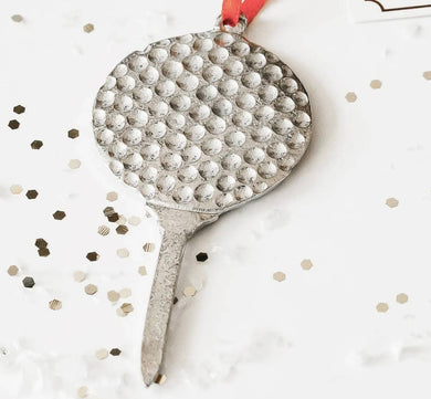 Pewter Golf Tee Ornament