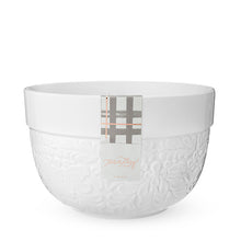 Load image into Gallery viewer, Textured Ceramic 5 qt Mixing Bowl