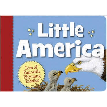 Little America Board Book