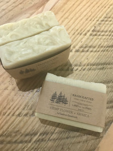 Land of the Pines Hemp Soap