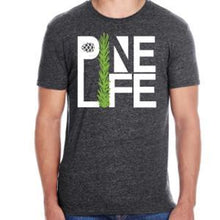 Load image into Gallery viewer, Pine Life Crew Neck TShirt - Dark Gray