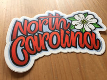 Load image into Gallery viewer, NC Dogwood Sticker